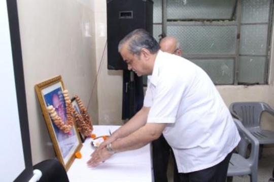 Tribute to Founder Secretary Dr.Dada Gujar
