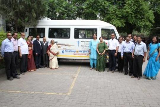 Vehicle Donation-Serum Insititute of India