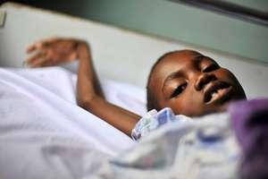 Abdifatah Aarun Towhid, 7, Galkayo Medical Center