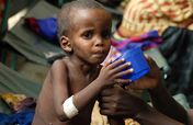 Save Somali Refugee Children from Malnutrition