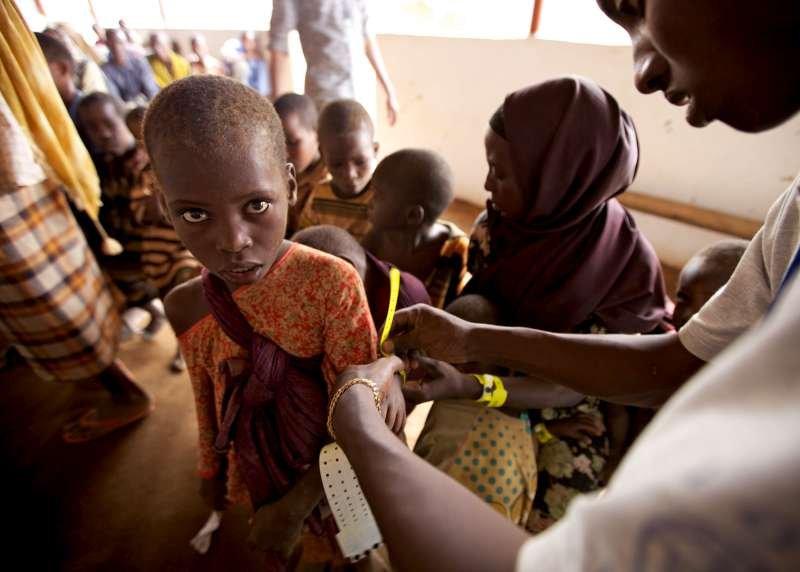 A young Somali refugee in Dadaab, Kenya. (c)UNHCR