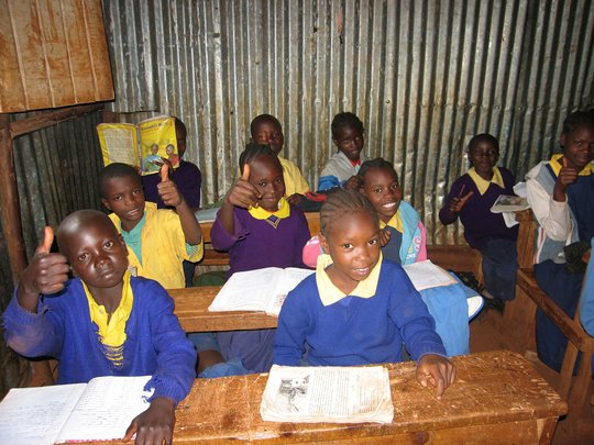 Critical School Supplies for Orphans in Nairobi