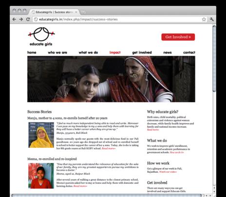 Educate Girls | CLT