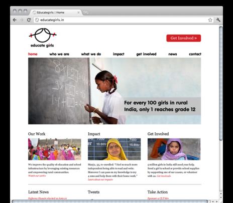 Educate Girls | Home