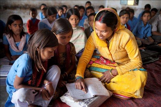 Team Balika: Champions for girls' education!