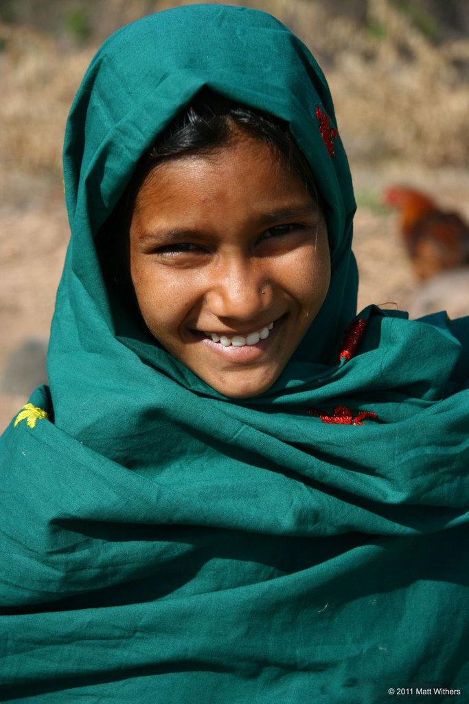Leela, 15, part-time enrolled, rural Rajasthan