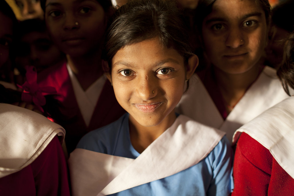 Empower girls with life skills: Create Leaders!