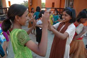 Educate and Empower 450 girls in West Bengal