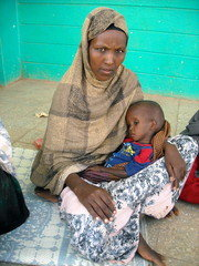 Nutrition for mothers & children Gode, Ethiopia