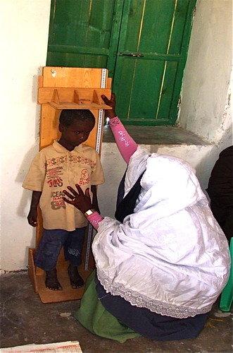 Merlin Elbur Maternal & Child clinic, Ceelbuur