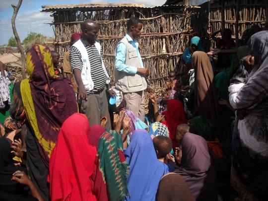 Merlin clinic in Kebele, Ethiopia