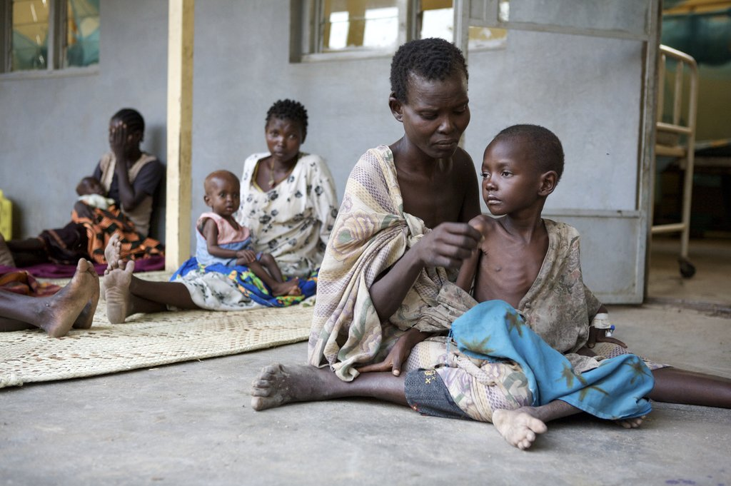 Emerg Nutrition & Health Care, East Africa Crisis