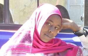Nursing scholar Fatuma