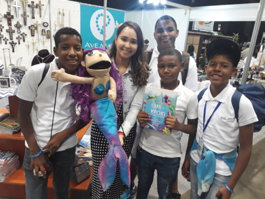 Trip - Panama Book Fair