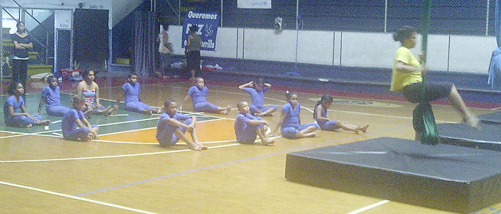 Aerial Dance Workshop
