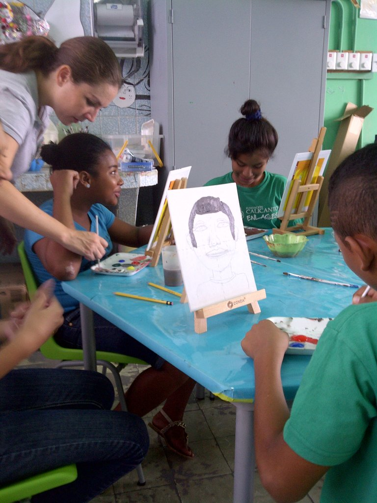 Painting our Self-Portrait