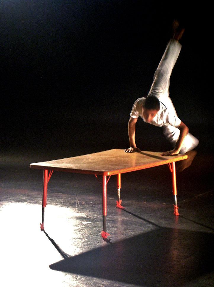 Joameth solo performance