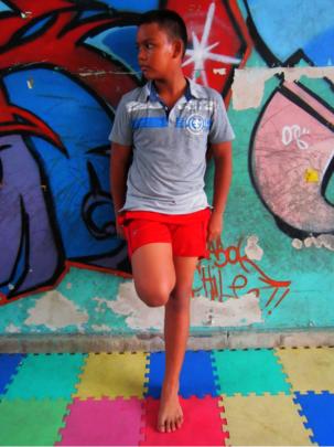 Jose at 12 (2012)