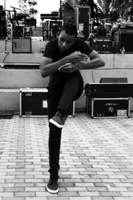 Jose at 16 (2016), first Solo Public Performance