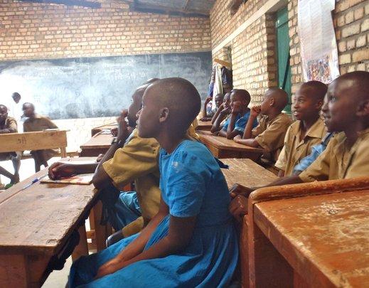 children during evaluation session