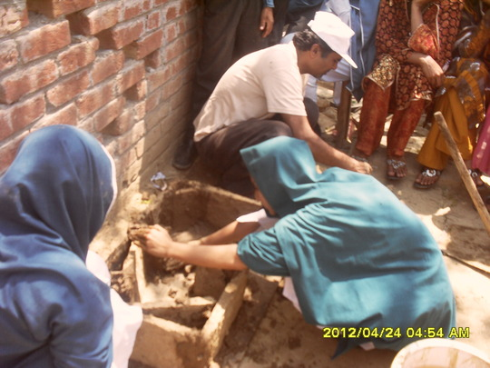 Health & Hygiene sessions conducted in 10 villages