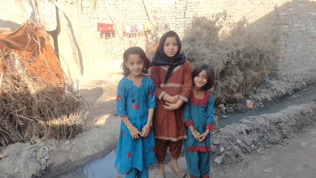 Girls needs urgent support for their education