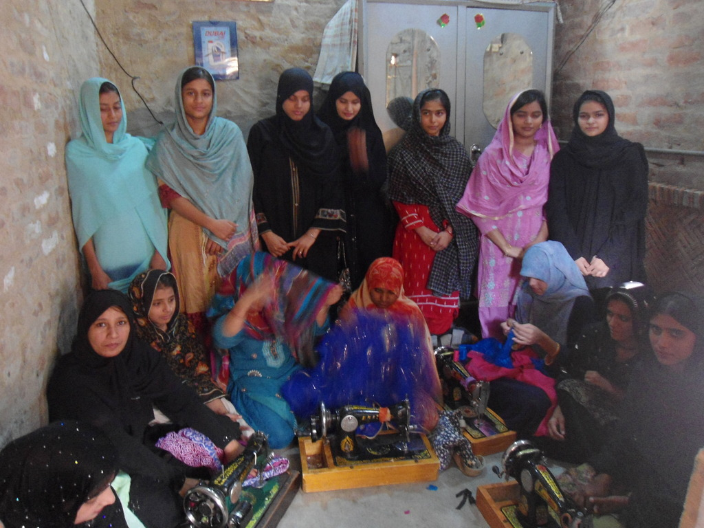 Girls hope for support skills and training