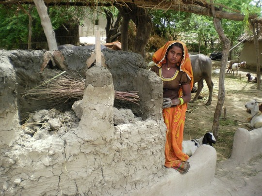 Girls in Rural area facing livelihood insecurity