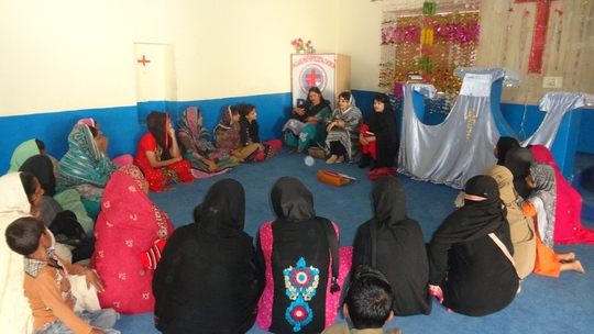 Young Girls Inititaive in Sikandrabad