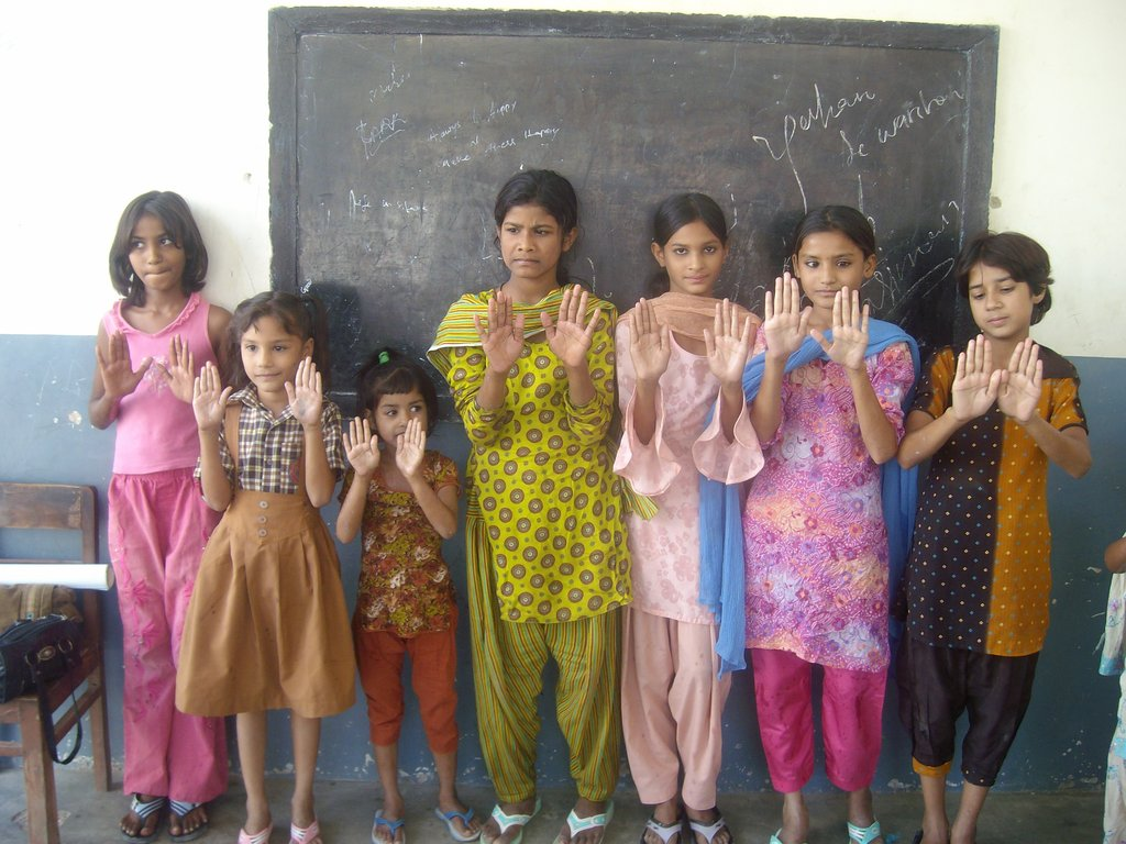 Girl Initiative Fund for Sindh Pakistan