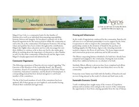 Batzchocol_Village_Update_Autumn_2006.pdf (PDF)