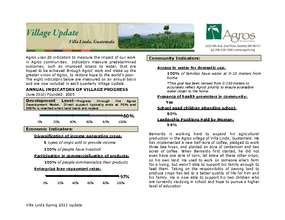 Villa Linda Spring 2011 (PDF)