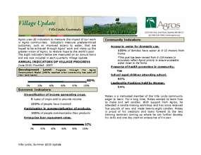 Villa Linda Summer 2010 Report (PDF)