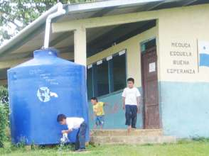 Another school has safe water