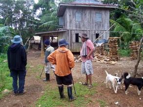 SIBAT's project team visit to Kimbutan