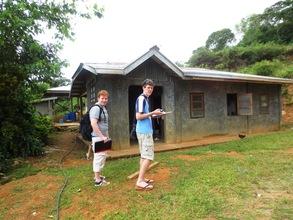 Alistair & Lucas, housevisits determine energyload