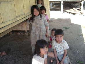 B'laan Children