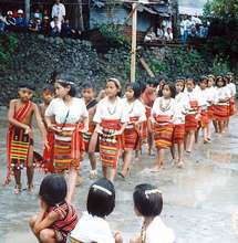 Tribal Celebration for Tulgao Microhydro Project