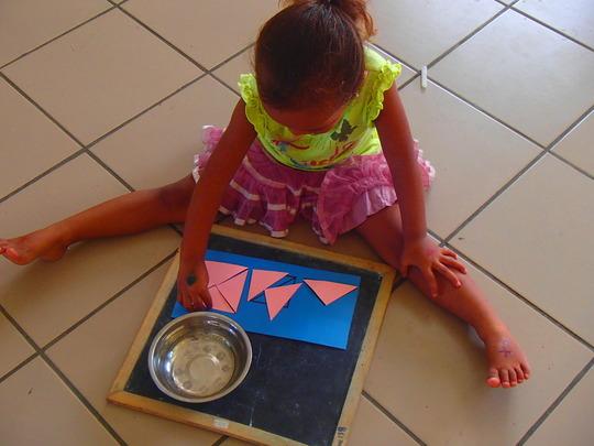 Working with children in Fiji