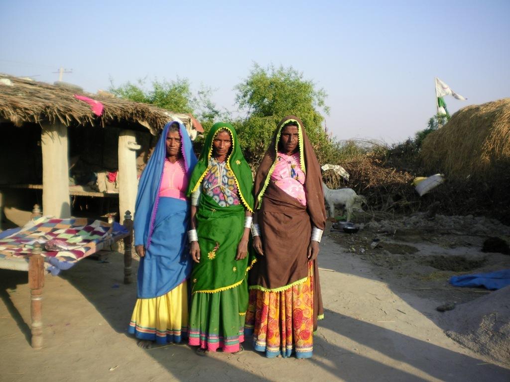 Active women sharing house update