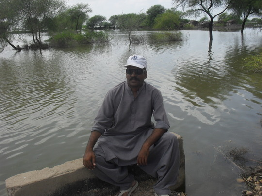 Floods hit 4 districts of Sindh