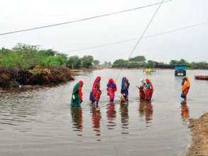 Pakistan Flood victims 2011