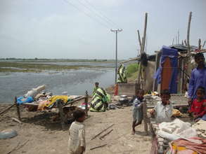Floods 2011 in Lower sindh
