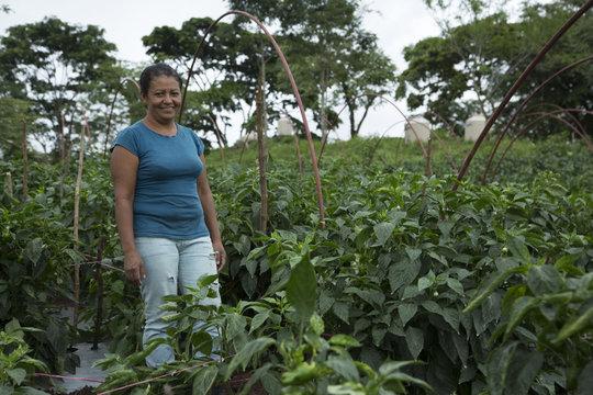 Carmen is a health promoter in Tierra Nueva