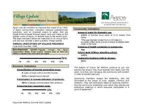 Futuro Summer 2011 Report (PDF)