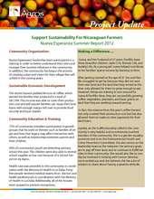 Nueva Esperanza Summer Report 2012 (PDF)