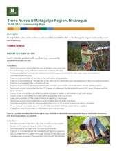 Village Plan for Tierra Nueva (PDF)