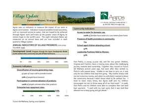 Spring 2010 Update - Futuro del Manana (PDF)