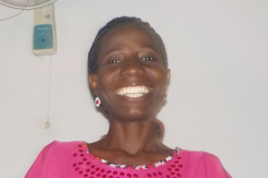 Head teacher Irene