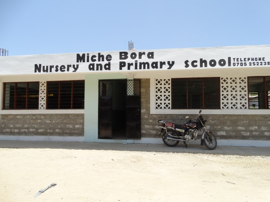 Build a school for 300 children in Mombasa slum